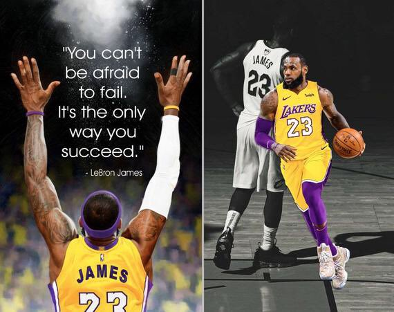 LeBron James | NBA Finals | Motivational Quotes