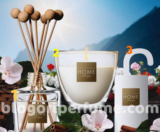 St. Moritz Home Collection Oriflame