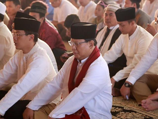 ini Pesan Prabowo Subianto Pasca Demo 4 November : Detikberita.co Terupdate Hari Ini