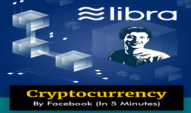 Libra: Cryptocurrency By Facebook #infographic