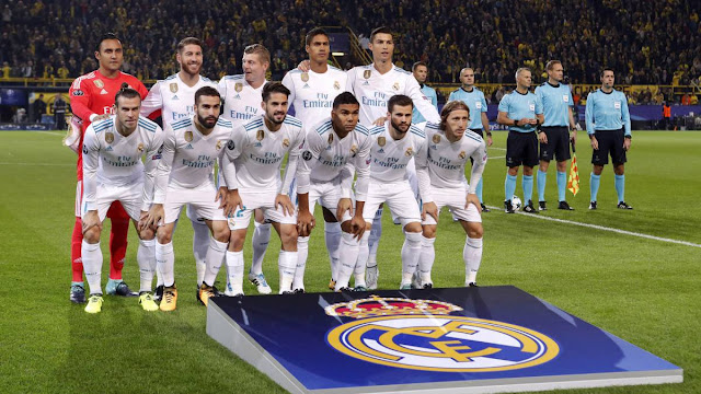 La crisis del Real Madrid
