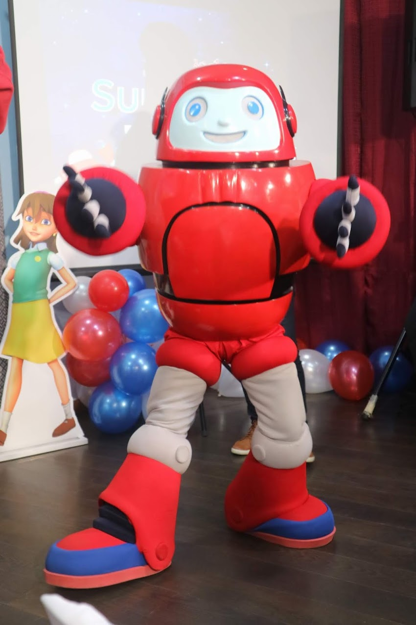 Superbook is Back with their theme Superstar on the Kapamilya Network