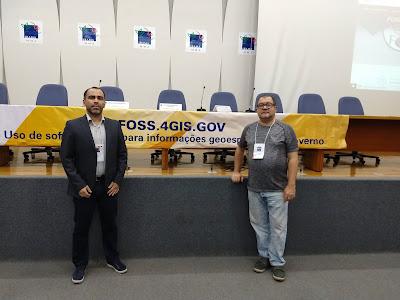 Pesquisadores da CPRM participam de Seminário sobre o uso de Software Livre para Informações Geoespaciais no Governo (FOSS.4GIS.GOV 2018)