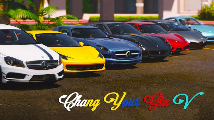 GTA V All New 2021 Best Cars Replace Pack | 200 + Cars GTA 5 Mod