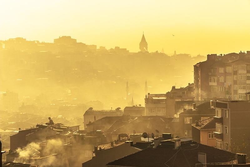 Hava kirliliğinde binalarda ısı yalıtımı önemli!