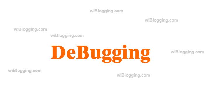 pengertian debugging
