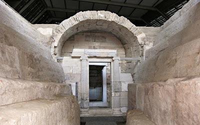 Αποκατάσταση ενός σπουδαίου μακεδονικού ταφικού μνημείου