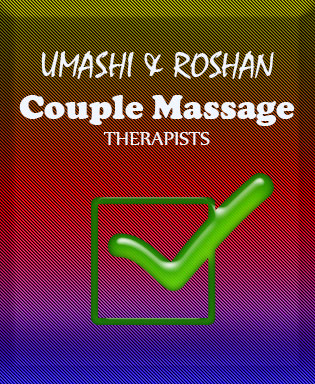 Umashi & Roshan