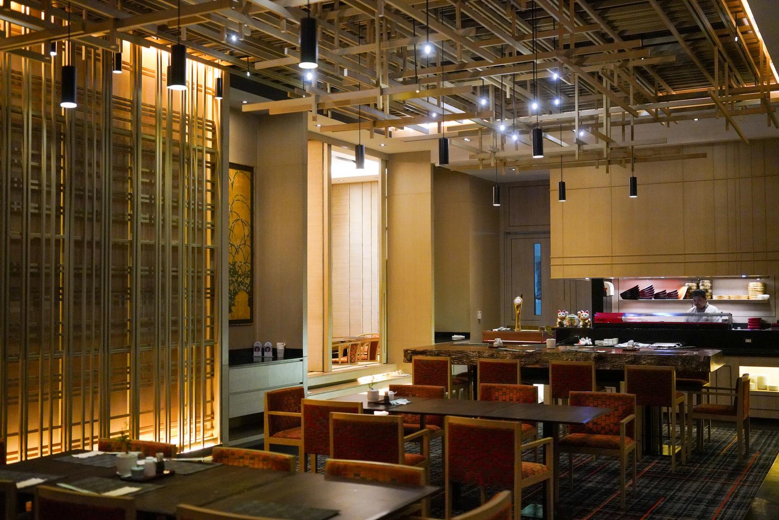 kohaku japanese restaurant, yangon