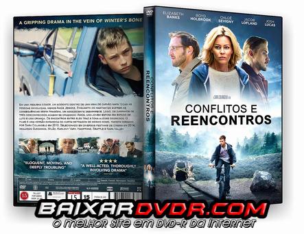 CONFLITOS E REENCONTROS (2016) DUAL AUDIO DVD-R CUSTOM