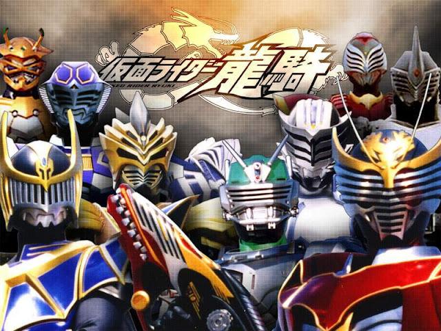 Kamen Rider Ryuki: 13 Riders Sub Indo