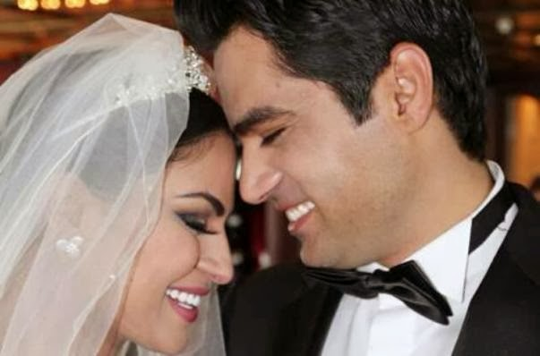Today these Veena Malik and Asad basher second marriage with her    Zeba Bakhtiar Second Marriage