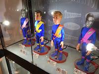 Toy Fair 2017 Big Chief Studios Thunderbirds12 inch action figures