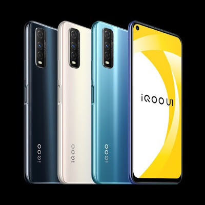 iQOO U1 Launched Snapdragon 720G, 48MP Triple Camera, 8GB For Rs.13,000/- & More