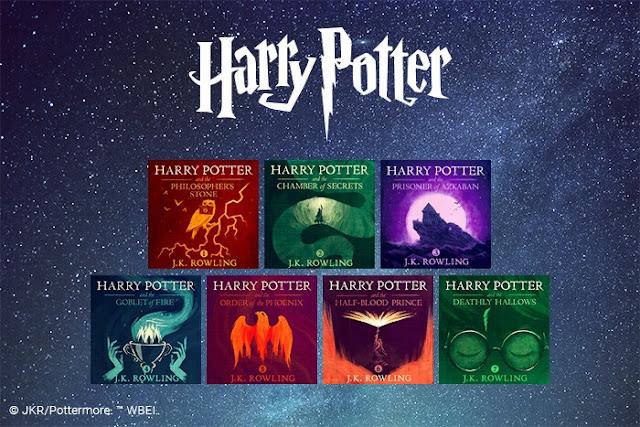 Audiolivros de 'Harry Potter' serão lançados no Brasil em 2020 | Ordem da Fênix Brasileira