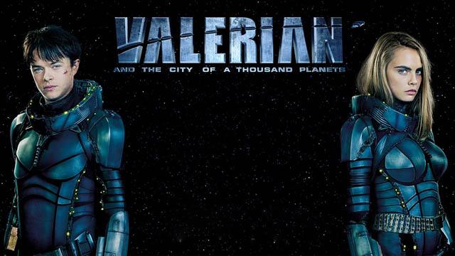 Valerian And The City of A Thousand Planets (2017) Movie [Dual Audio] [ Hindi + English ] [ 720p + 1080p ] BluRay Download