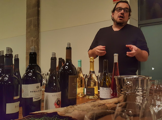 tast vins penedes xavier barba
