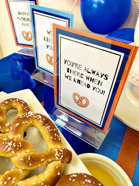Pretzel puns and printables@michellepaigeblogs.com