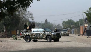 11 KILLS BY SUICIDE ATTACK IN NIGERIA