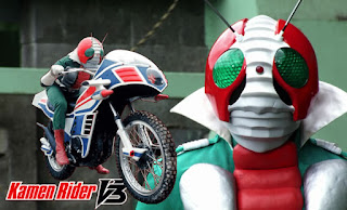 Kamen Rider V3 Episodio 52 Final