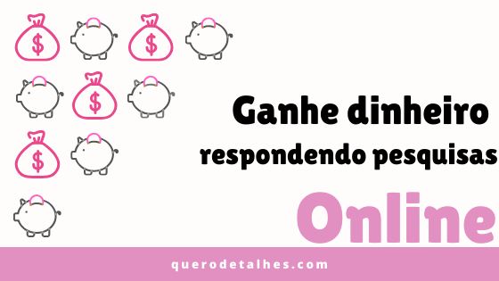 Renda Extra com perguntas online