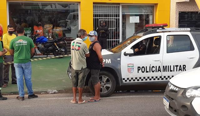 Criminoso é morto a tiros após tentativa de assalto em pet shop na Zona Norte de Natal