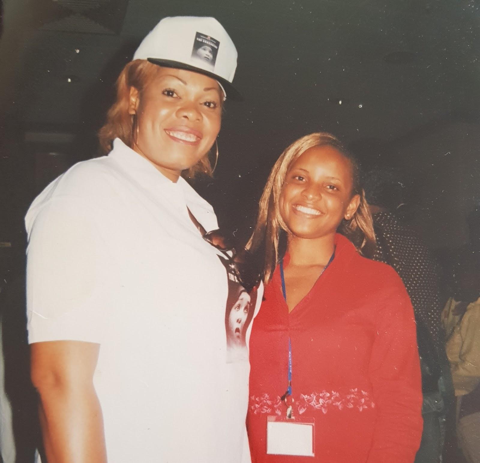 Igwe Oraifite Poto: Beautiful Throwback Photo Of Chinyere Wilfred And Shirley Igwe