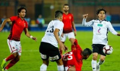 الجونة ضد الأهلي .. شوط أول سلبي لعب وأداء ونتيجة