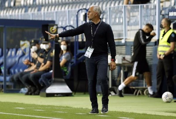 """Pellicer - Málaga -: """"Estos resultados están siendo crueles"""""""