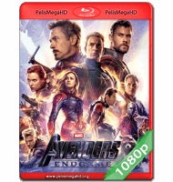 AVENGERS: ENDGAME (2019) FULL 1080P HD MKV ESPAÑOL LATINO