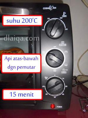 setelan oven