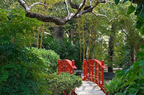 Jardim Botânico - Granada - O que fazer