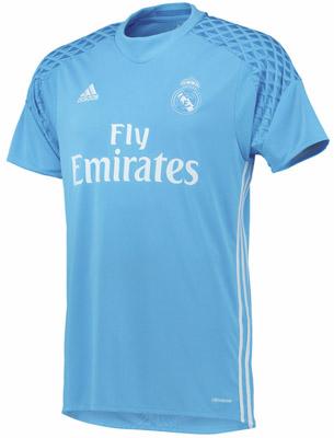 camiseta portero Real Madrid 2016-2017 primera equipación