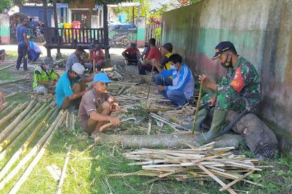 Semangat Gotong Royong Harus Menjadi Budaya Di Tengah Maysarakat