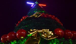 Projeto Natal Encantado ilumina Jussiape e oferece programação