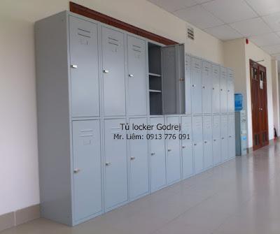 Tủ Locker 2 Ngăn Godrej