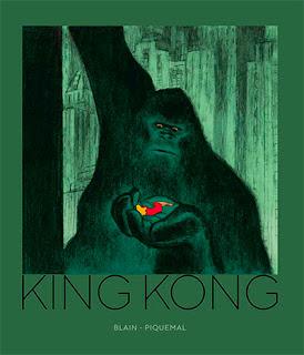 Portada del King Kong de Yermo Ediciones