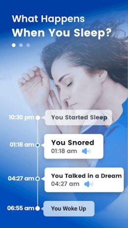 Sleep monitor