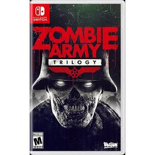 $13, Zombie Army Trilogy (Nintendo Switch)