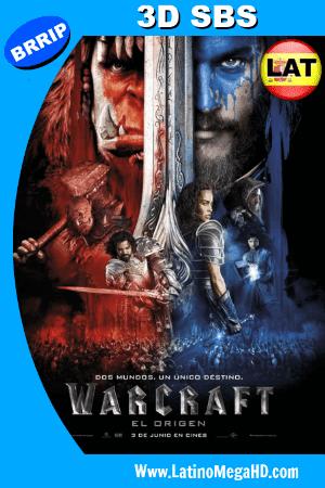 Warcraft: El Primer Encuentro de Dos Mundos (2016) Latino Full 3D SBS 1080P ()