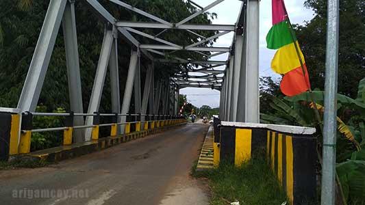 Jembata di Jagoi babang