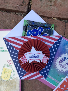 This amazing Pop Rocks holder is made with the DSP stack and  Thoughtful Banners Set