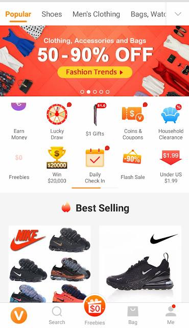 طريقة شراء من الانترنت مجانا