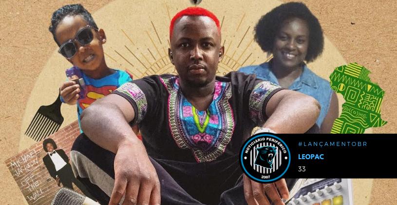 O rapper e produtor mineiro, Leopac lança som comemorando seus 33 anos