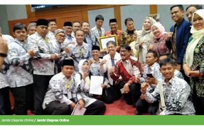 Kemendikbud Rekrut Guru PPPK, Peluang Besar Bagi Guru Honorer Non Kategori Jadi ASN