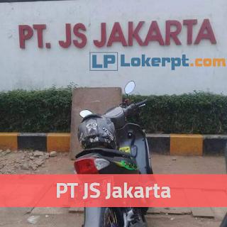 Lowongan Kerja PT JS Jakarta