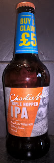 Triple Hopped IPA (Charlie Wells)