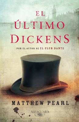 """""""El último Dickens"""", """"El club Dante"""", """"La sombra de Poe"""", """"Los tecnólogos"""""""