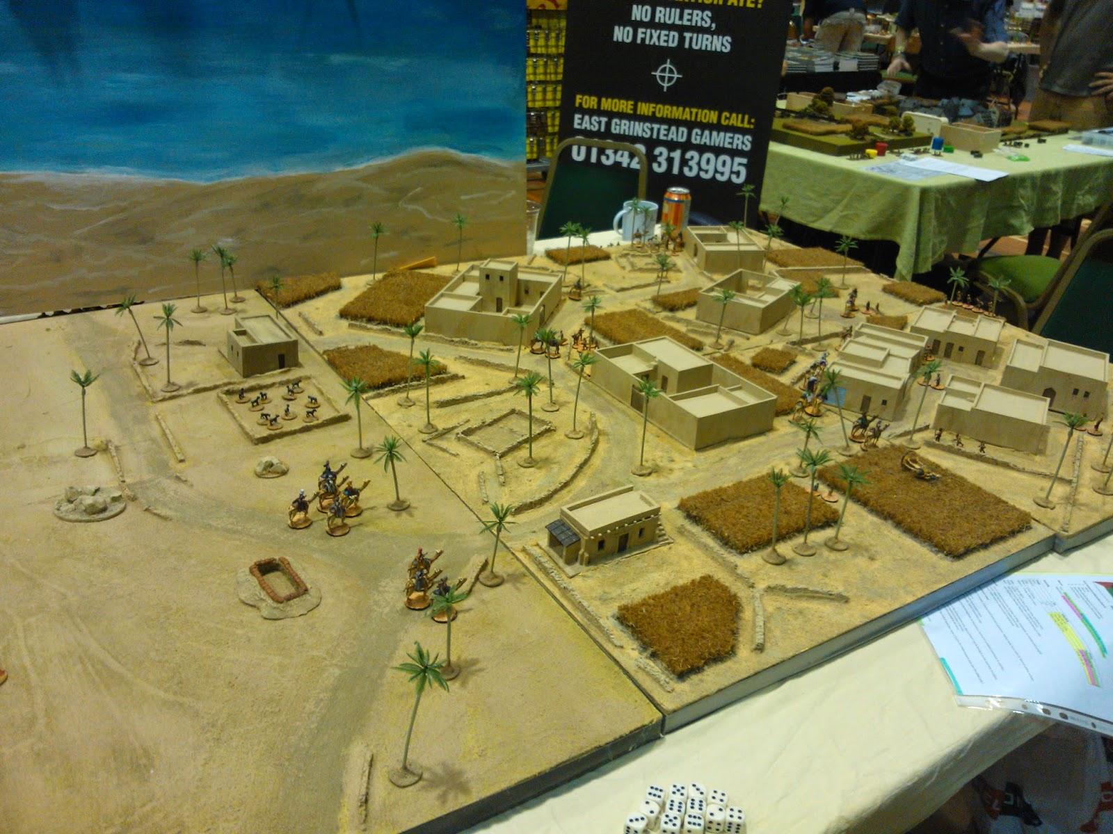 Broadside 2014 The taking of Akaba