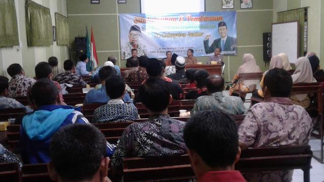 Nadjib Hamid: Saatnya Jihad Muhammadiyah di Hulu Bukan Hanya Di Hilir